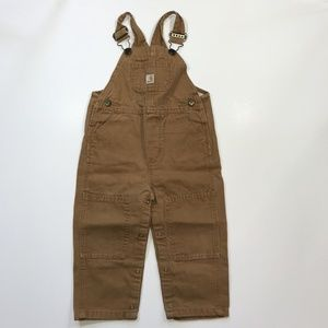 Little Boys Carhartt Bib Overalls, Size 24M